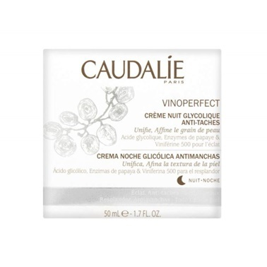 Caudalie  Vinoperfect Glycolic Night Cream 50ml Renksiz